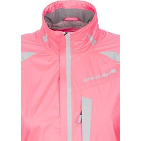 Endura Luminite II Jakke Damer, neon pink